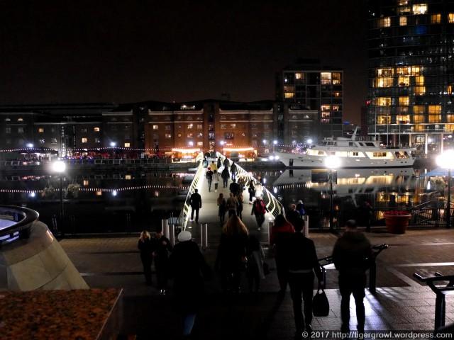 North Dock Footbridge
