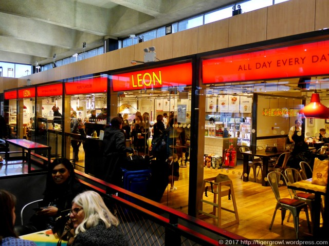 Leon, fast food for people in a hurry