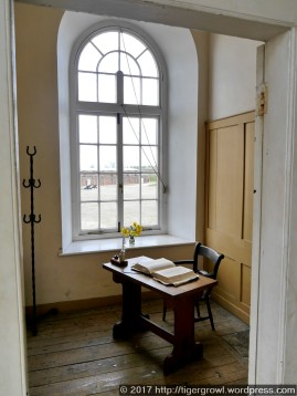 The chapel and the vestry