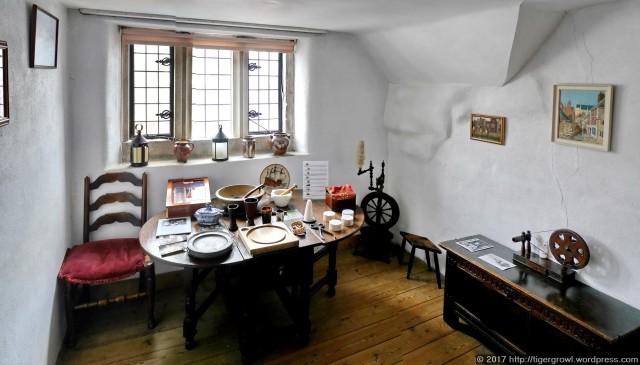 Weymouth Tudor House