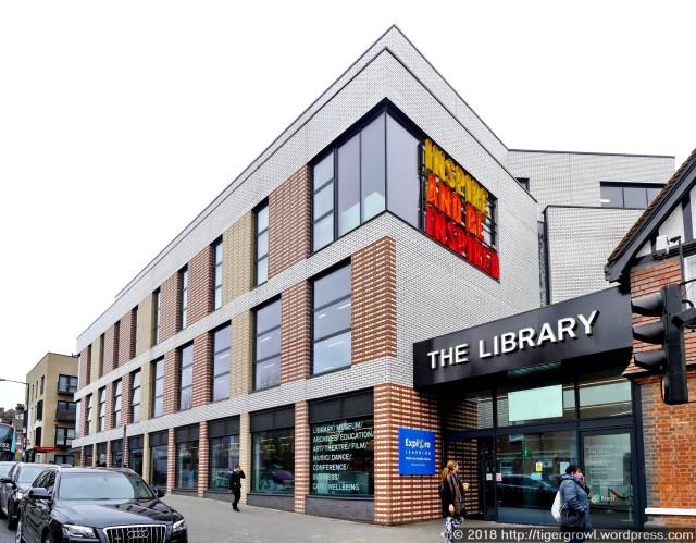 Willesden Library
