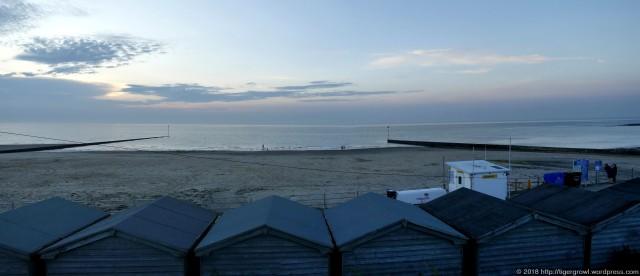The seashore at Birchington-on-Sea